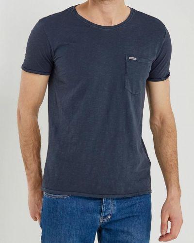 Серая футболка Lindbergh