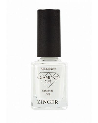 Лак для ногтей прозрачный французский Zinger
