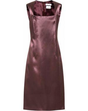 Платье миди коктейльное итальянский Bottega Veneta