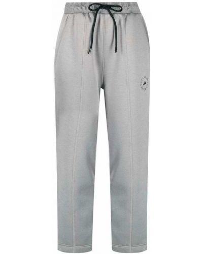 Szare spodnie Adidas By Stella Mccartney
