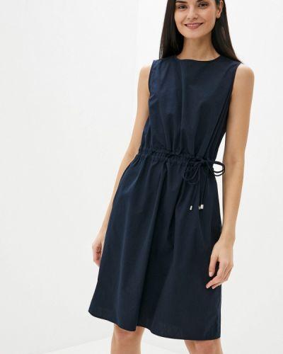 Повседневное синее платье Gerry Weber