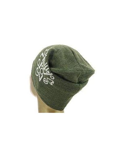 Зеленая шапка Liu Jo