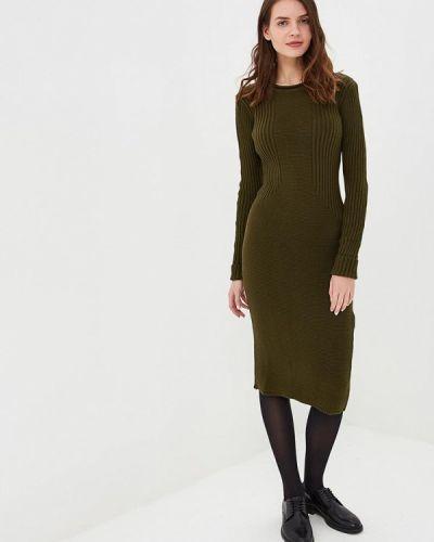 Платье вязаное осеннее Mirasezar