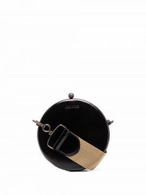 Черная сумка с логотипом Uma Wang