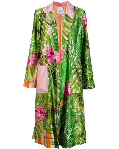 Платья-кимоно длинное черное кимоно Black Coral