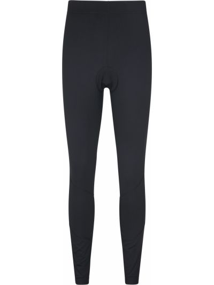 Czarne legginsy materiałowe Mountain Warehouse