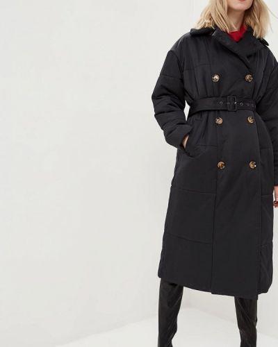Утепленная куртка - черная Akhmadullina Dreams
