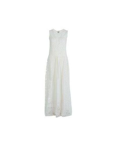 Вечернее платье летнее из вискозы Pinko