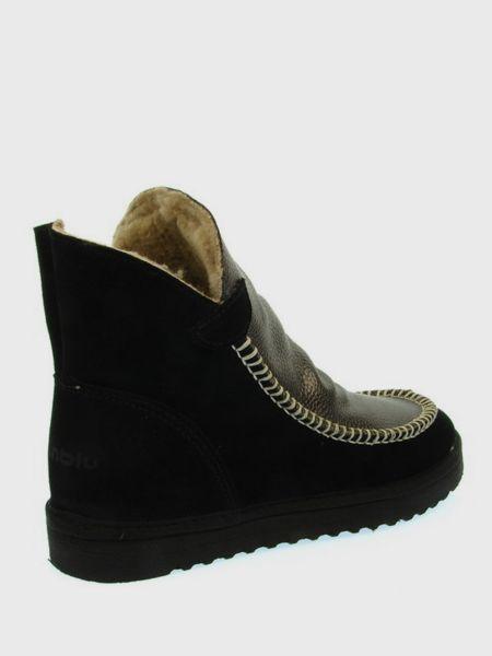 Черные ботинки Inblu