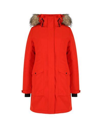 Красная зимняя куртка Icepeak
