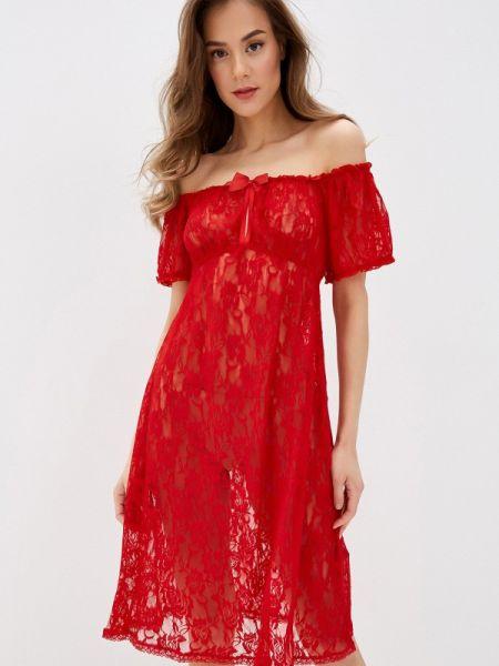Красная рубашка Gorsenia