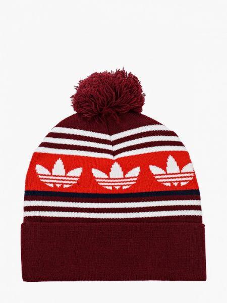 Красная шапка Adidas Originals