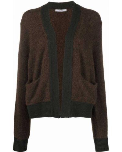 Zielony z kaszmiru sweter Dusan