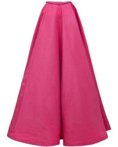 Шелковая юбка макси Prabal Gurung