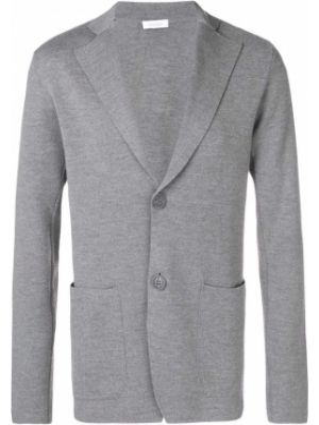 Удлиненный пиджак с лацканами Cruciani
