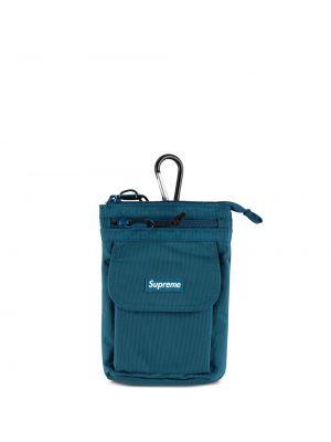 Косметичка - синяя Supreme