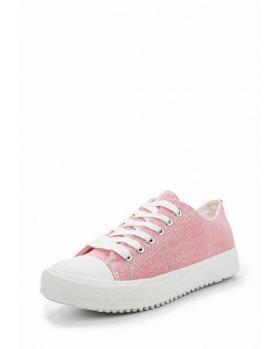 Розовые кеды Chicmuse
