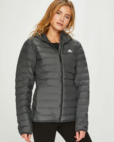 Куртка с капюшоном стеганая облегченная Adidas Performance