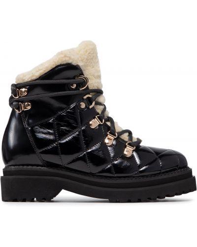 Ботинки - черные Eva Longoria