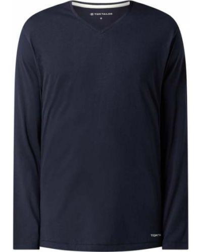 Piżama z długimi rękawami - niebieska Tom Tailor