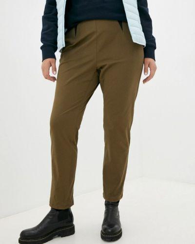 Прямые брюки - хаки Ulla Popken