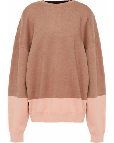 Brązowy sweter Roksanda