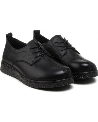 Туфли - черные Meego Comfort