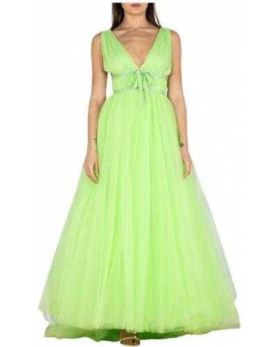 Zielona sukienka Brognano
