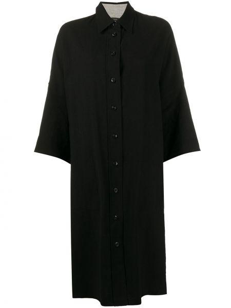Платье в полоску на пуговицах Joseph