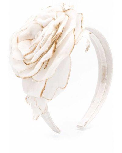 Обруч белый Monnalisa
