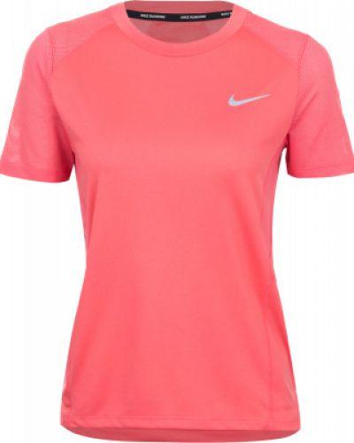 Свободная футболка спортивная для бега Nike