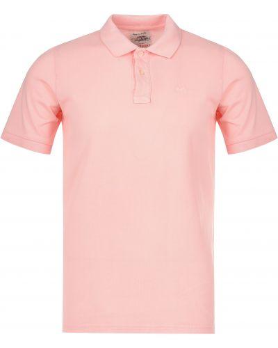 Поло розовый Roy Roger's