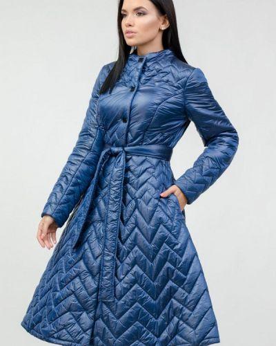 Утепленная куртка - синяя Raslov