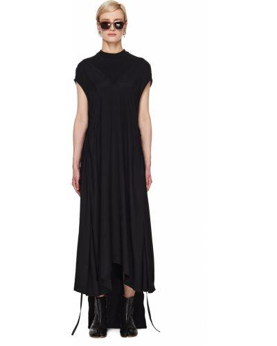 Платье с поясом Vetements
