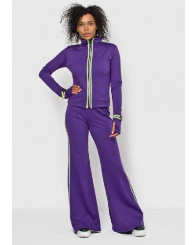 Спортивный костюм фиолетовый Malaeva