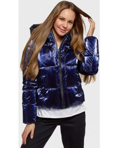 Куртка - синяя Oodji