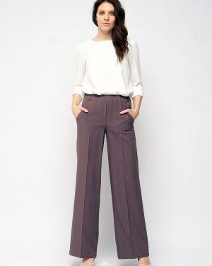 Свободные брюки с поясом с карманами Fiato