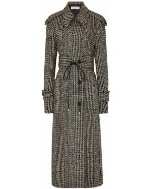 Płaszcz z kieszeniami wełniany Victoria Beckham