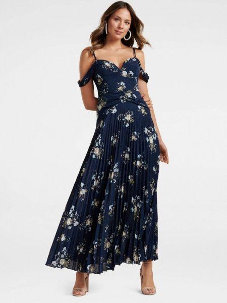 Синее платье Forever New