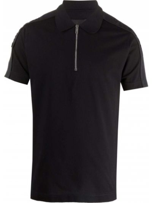 Koszula krótki rękaw - czarna Givenchy
