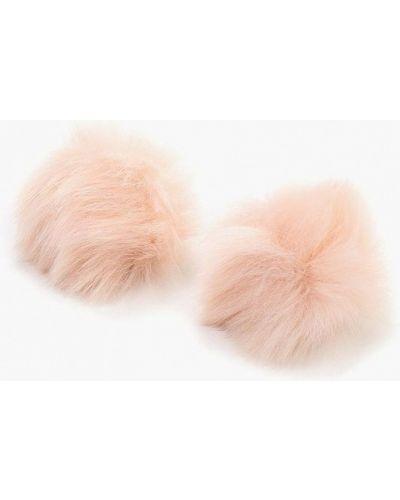 Розовый брелок Modis