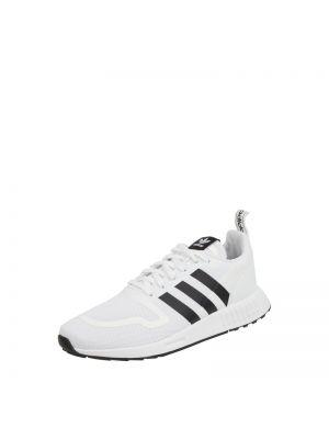 Buty sportowe materiałowe - białe Adidas Originals