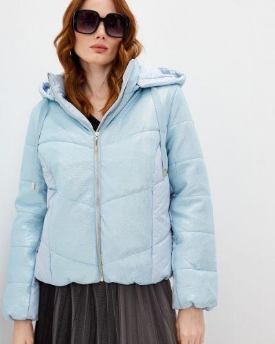 Голубая демисезонная куртка Liu Jo Sport