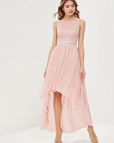 Вечернее платье - розовое Modis