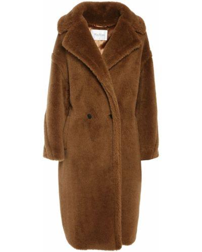 Пальто на пуговицах Max Mara