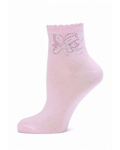 Розовые носки Larmini