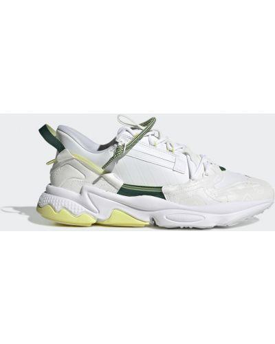 Кроссовки - белые Adidas