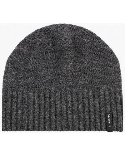 Серая шапка Ferz