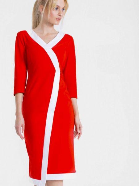 Красное платье Lo