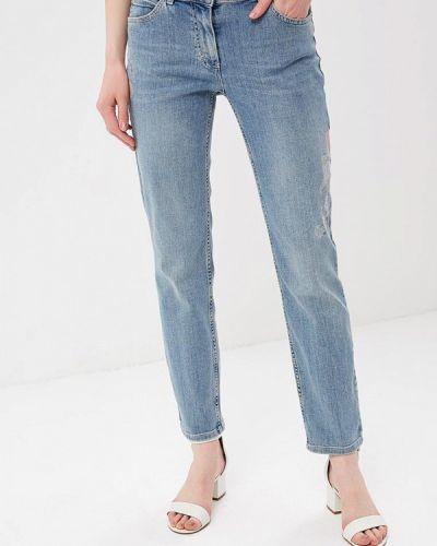 Голубые джинсы-скинни Gerry Weber